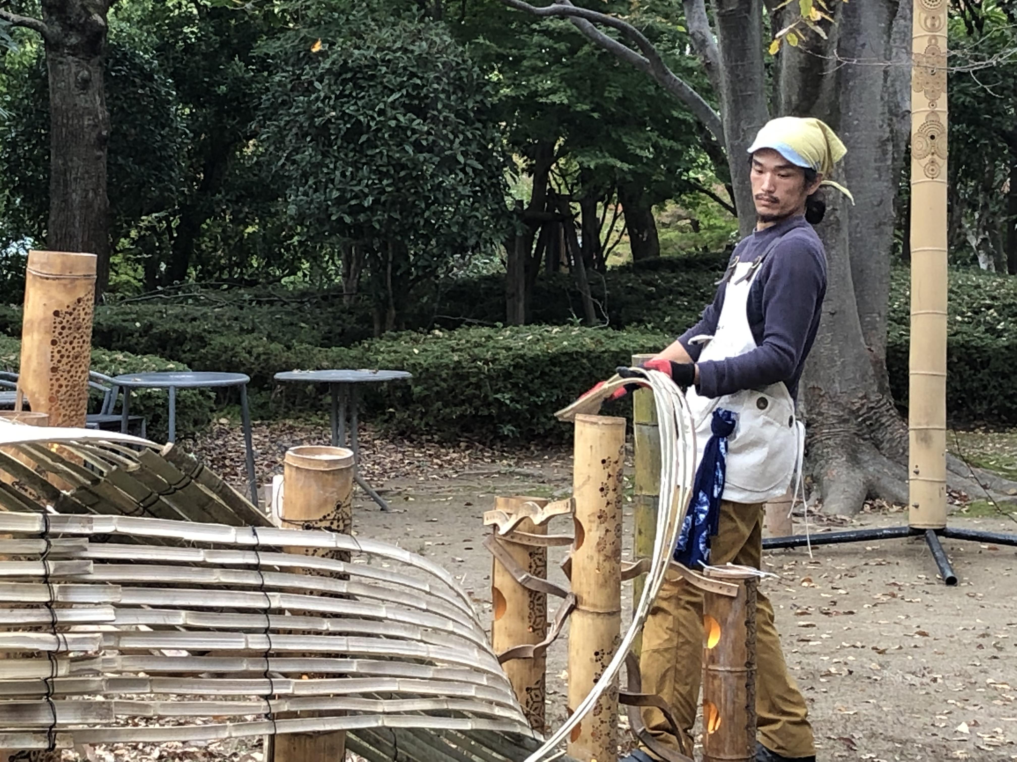 2018年竹あかり6