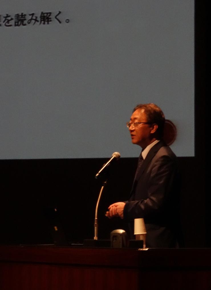 山本博文先生