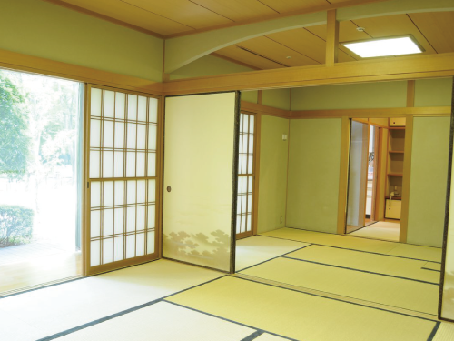 Japanese-sytle Room