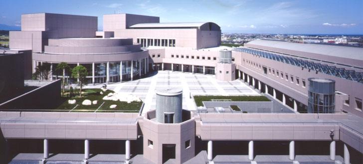 三重県総合文化センターとは 三重県総合文化センター