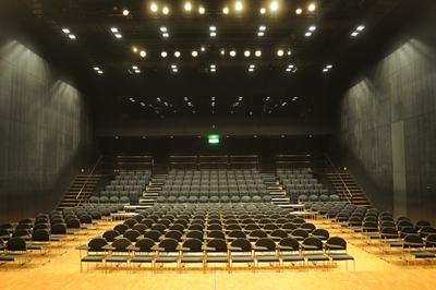 小ホール 文化会館棟 三重県総合文化センター