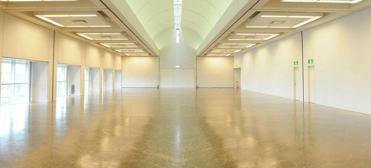 第1ギャラリー 文化会館棟 三重県総合文化センター