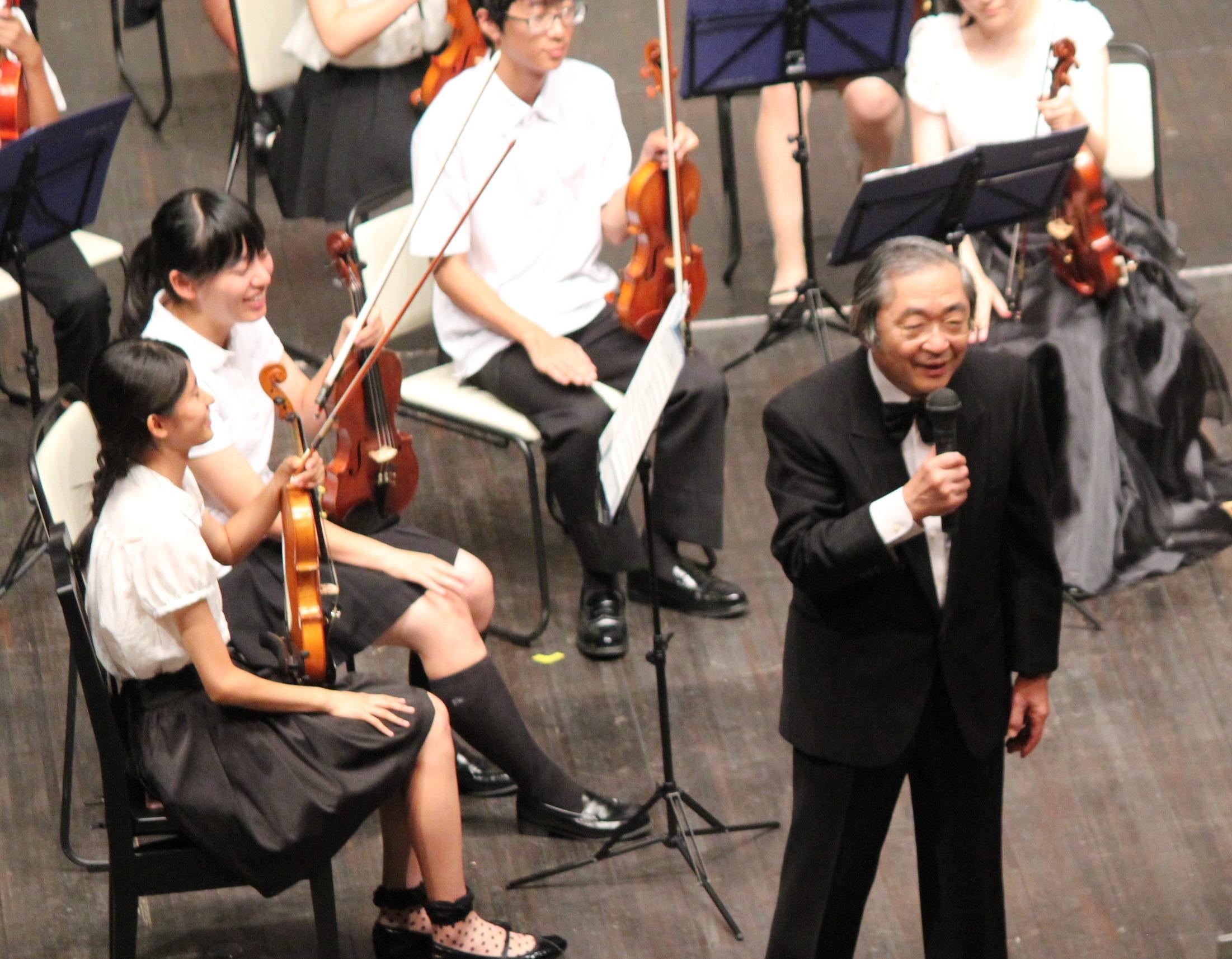 ジュニア管弦楽団