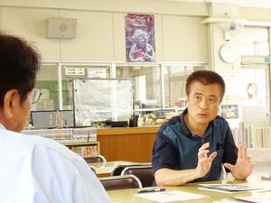 向井正雄さんインタビュー
